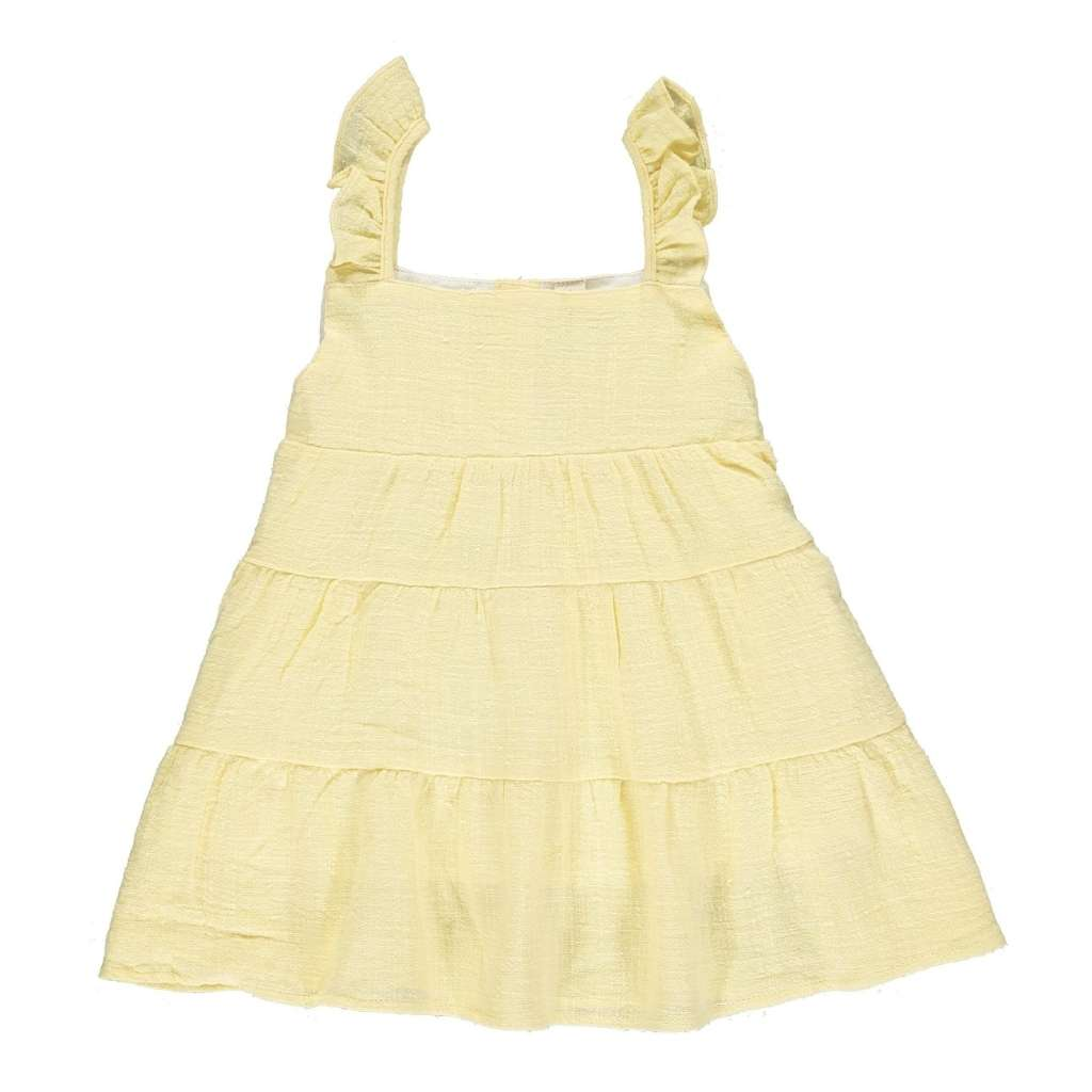 Yellow Layla Dress - Lindsey Paige