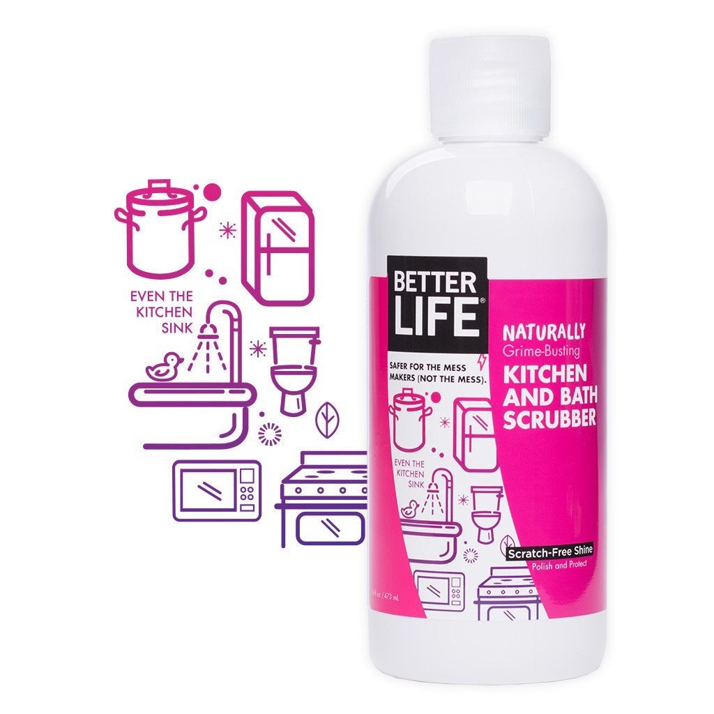 Kitchen and Bath Cleaner