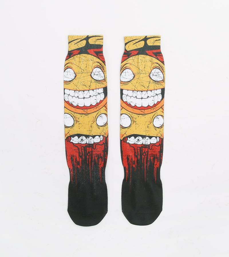 Customzied Sublimation Art Style Socks With Your Design - socksADRION's