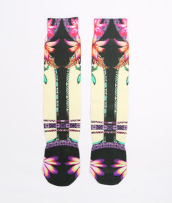 Customzied Sublimation Magic Pandora Art Style Socks - socksADRION's