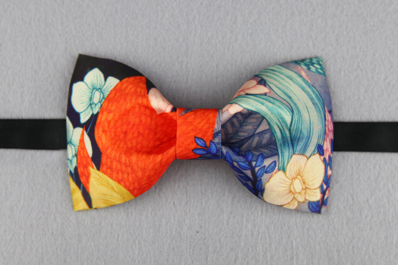 Sweet Garden Wedding Self Tie Bow Ties - socksADRION's