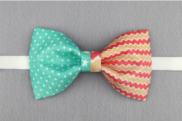 Sweet Candy Hand-Made Self Tie Bow Ties - socksADRION's