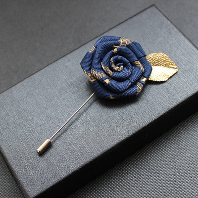 Hand Made Classical Bussiness Flower Label - socksADRION's