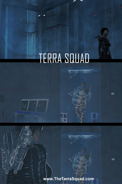 TERRA SQUAD Webcomic Coming Soon!