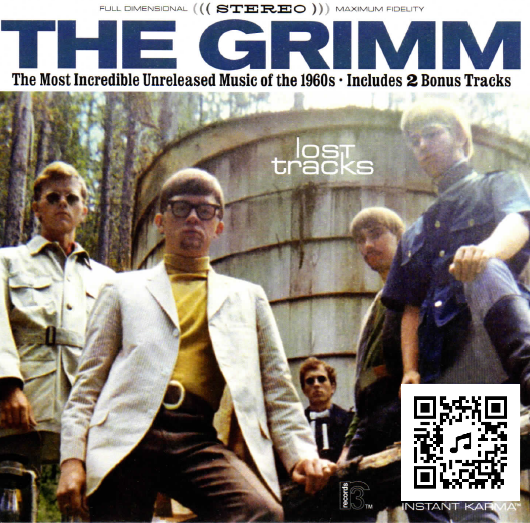 The Grimm Lost Tracks Vinyl 12
