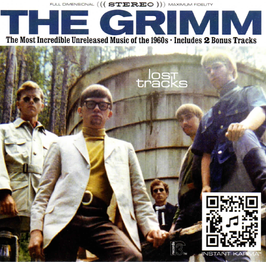 The Grimm Lost Tracks CD
