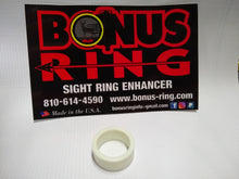 MINI White Bonus Ring
