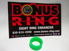MINI Flo Green - Bonus Ring