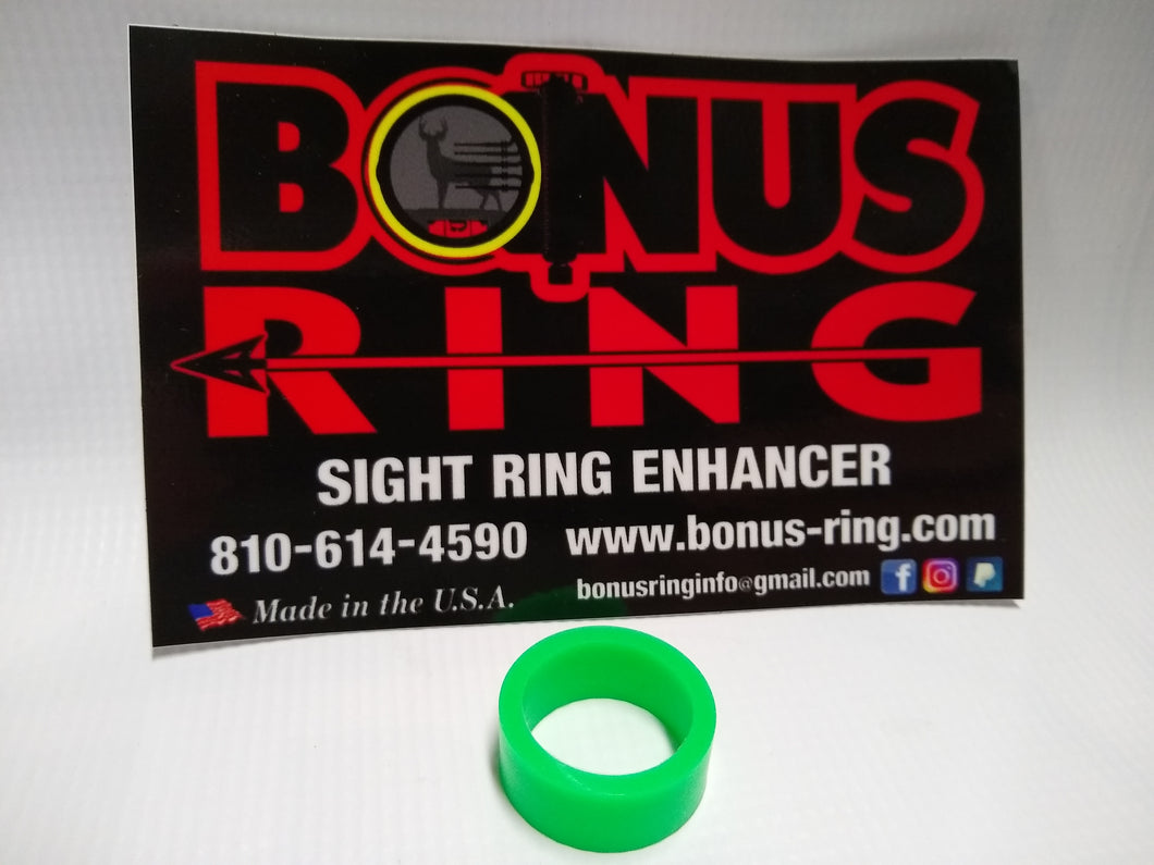 MINI Flo Green Bonus Ring