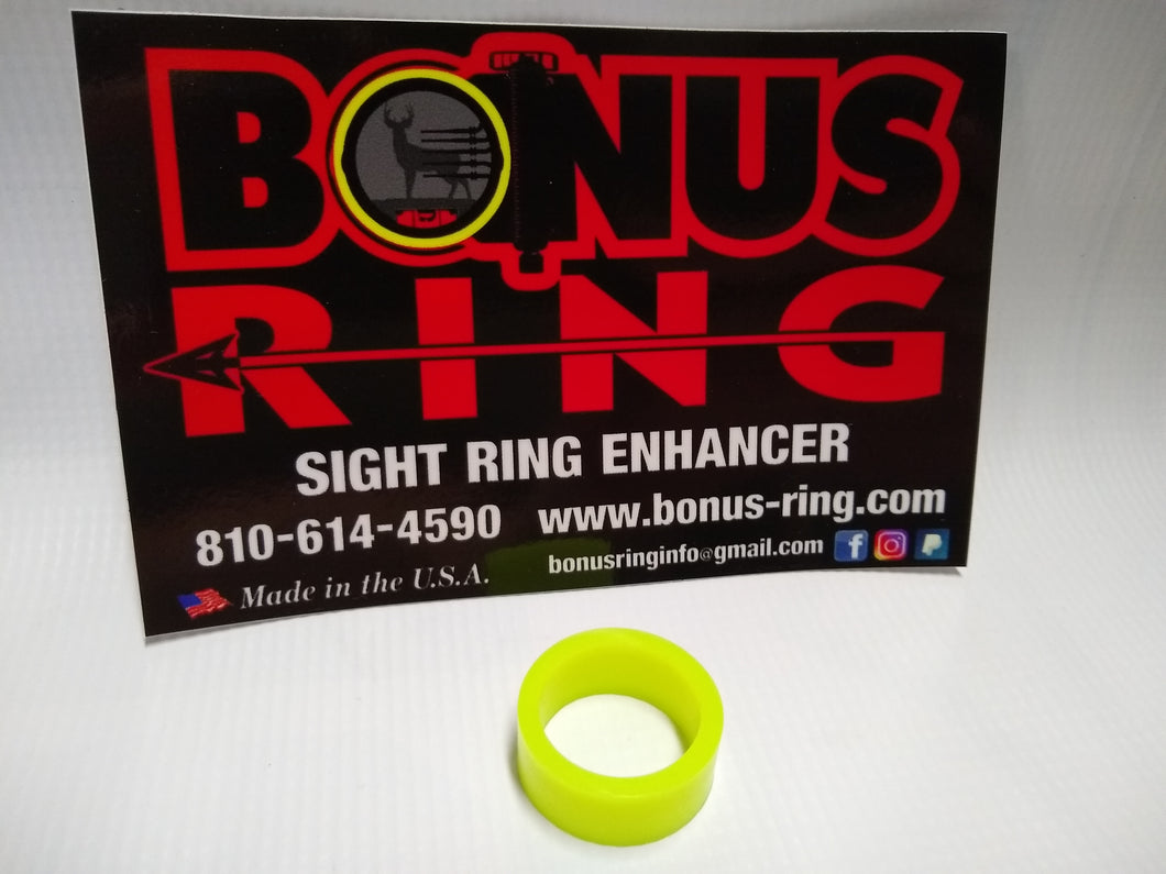 MINI Flo Yellow Bonus Ring