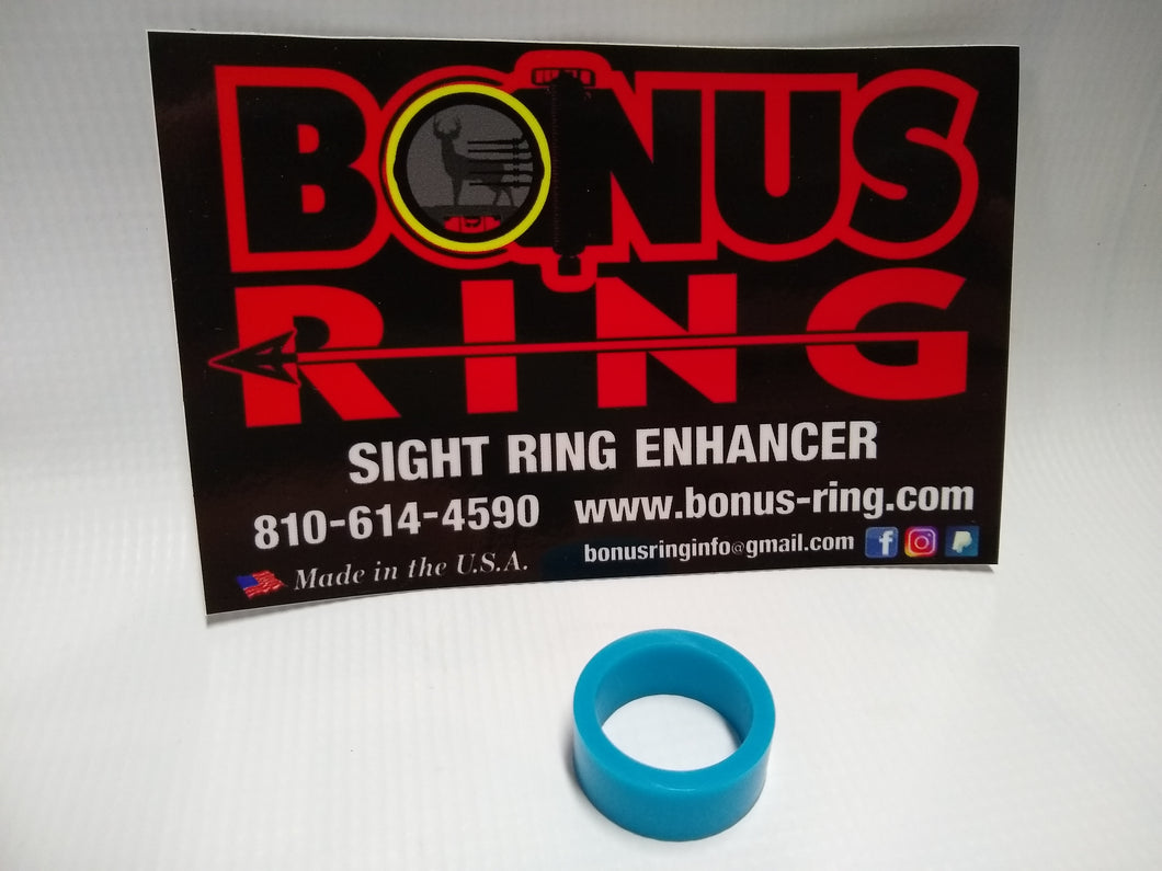 MINI Flo Blue - Bonus Ring