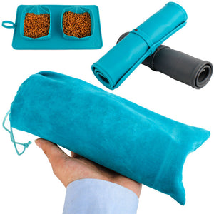 Portable Rolling Bowl