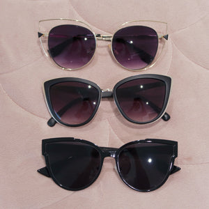 Set of 3 Sunglasses