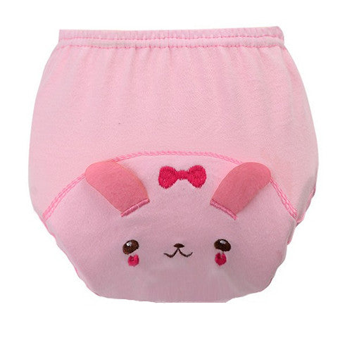 Cute Baby Diapers Reusable Nappies Cloth Diaper