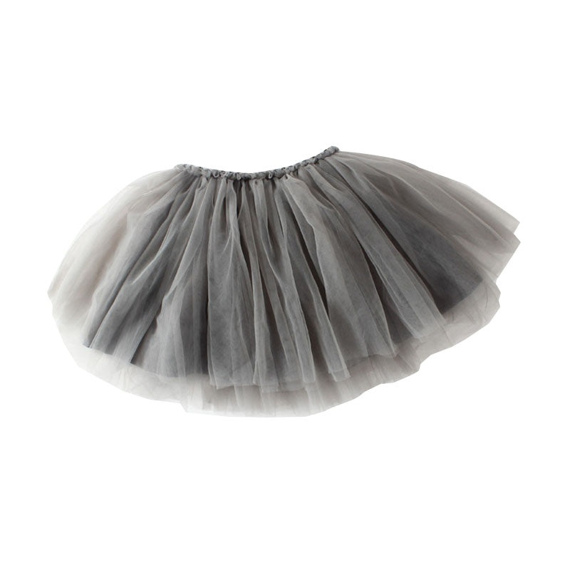 Baby Girls Dance Fluffy Fashion Ball Gown Skirt