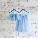 Infant Tutu Baby Girls Mini Balls Skirt