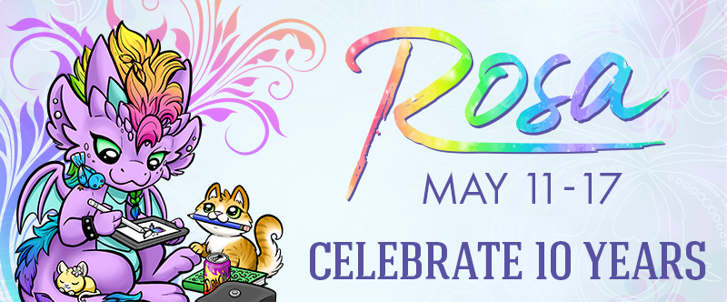 Rosa Anniversary Launch Event