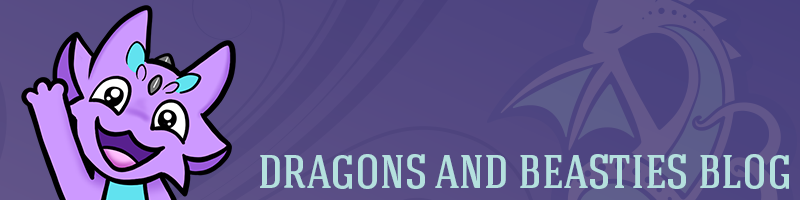 Dragons and Beasties Blog