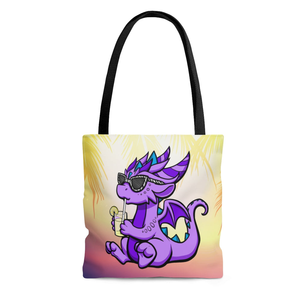 Lemonade Dragon Tote Bag (US ONLY)