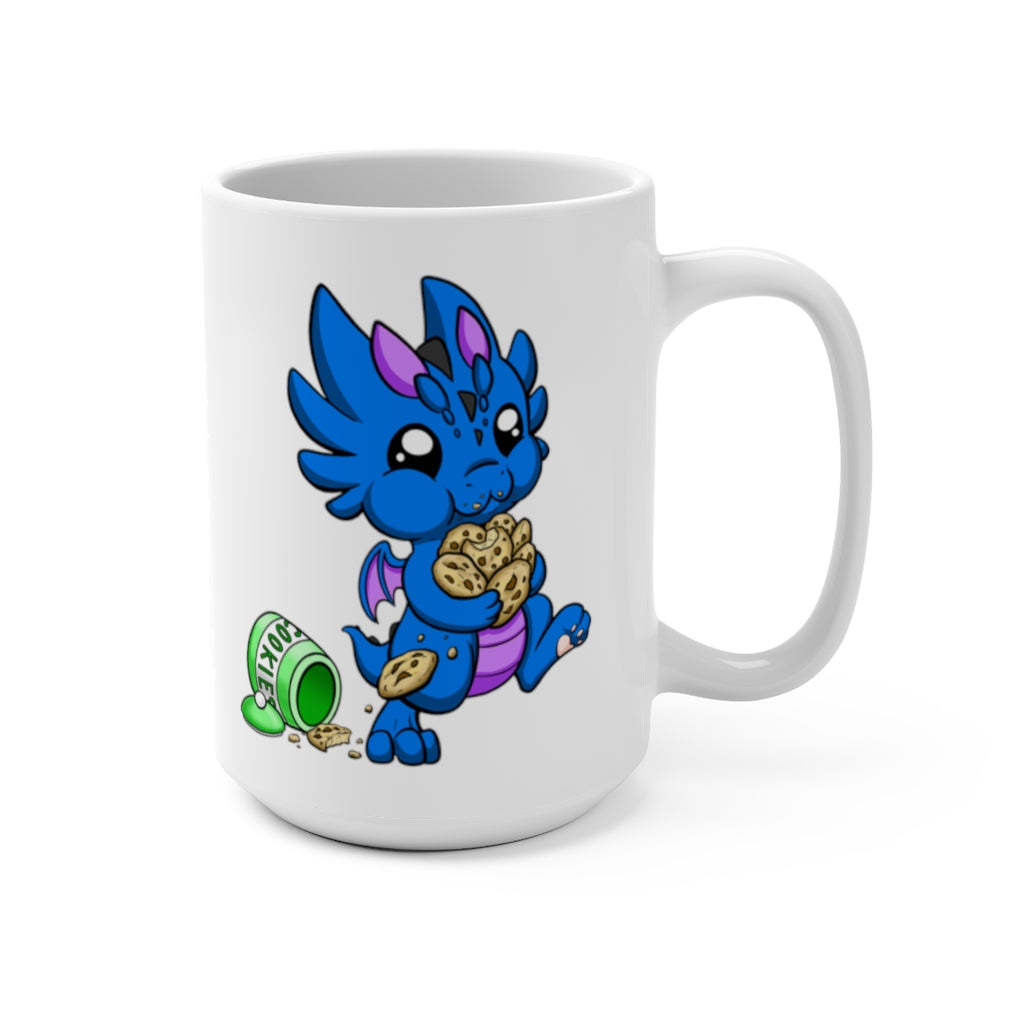 Blaze Cookie Dragon Mug (US ONLY)