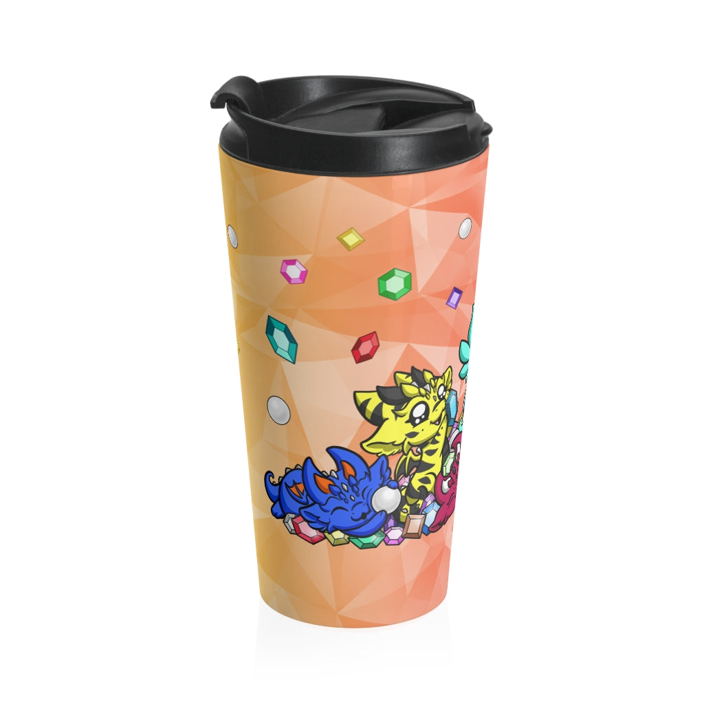 Gem Dragon Travel Mug (US ONLY)