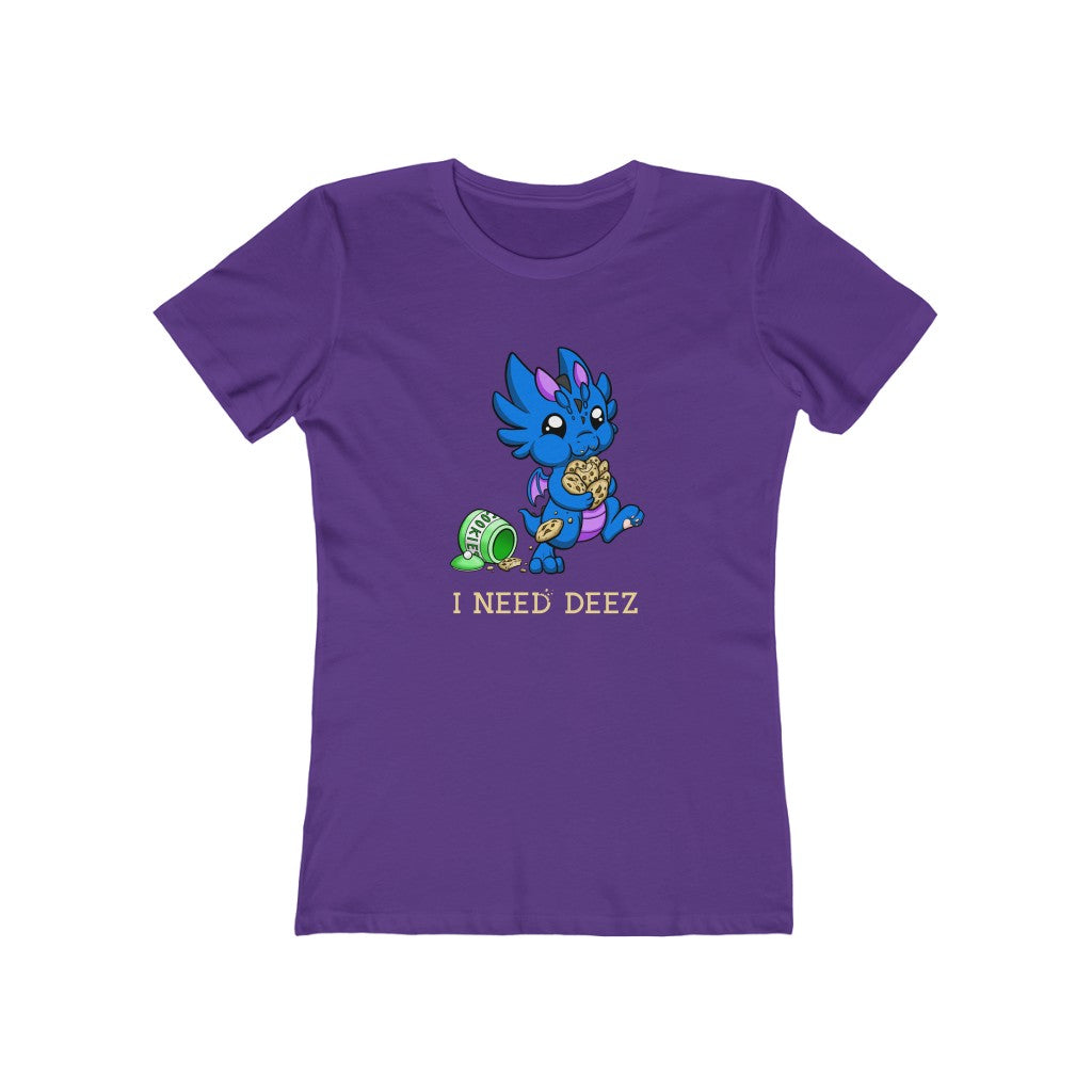 Women's Blaze Cookie Dragon T-Shirt (US ONLY)