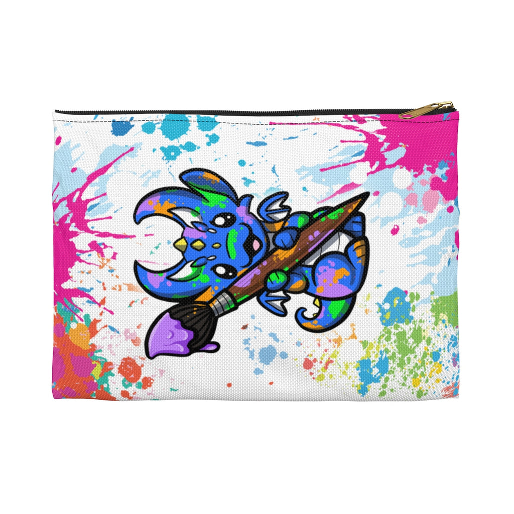 Painter Dragon Pouch