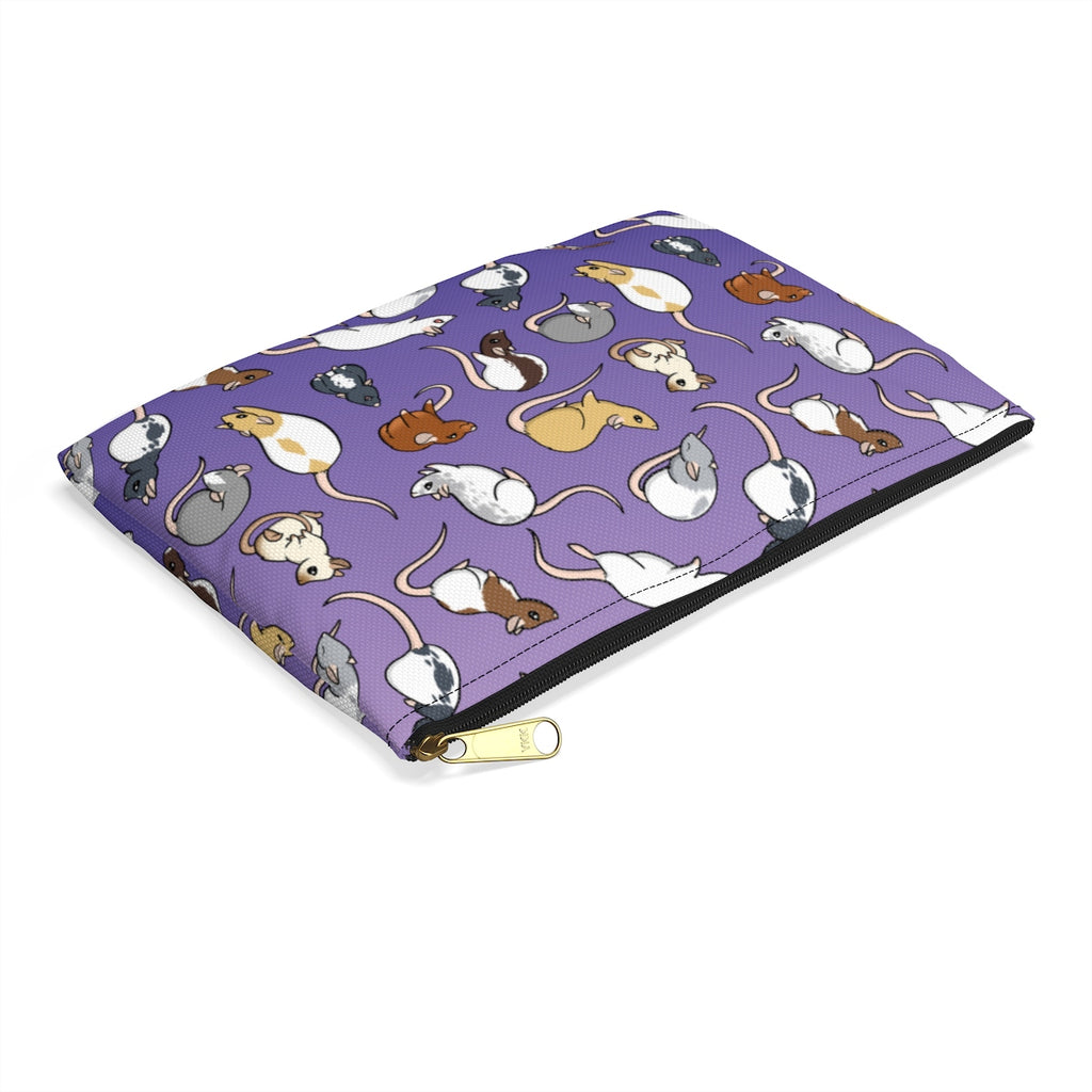 Rat Pattern Pouch (US ONLY)