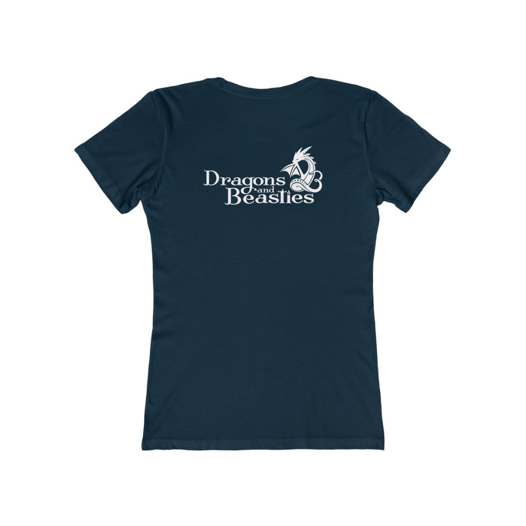 Women's Sienna Dragon T-Shirt (US ONLY)