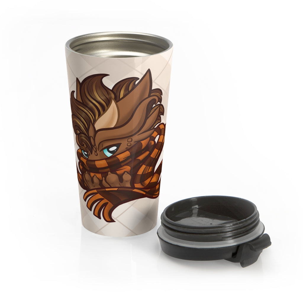 Fabio Latte Travel Mug (US ONLY)