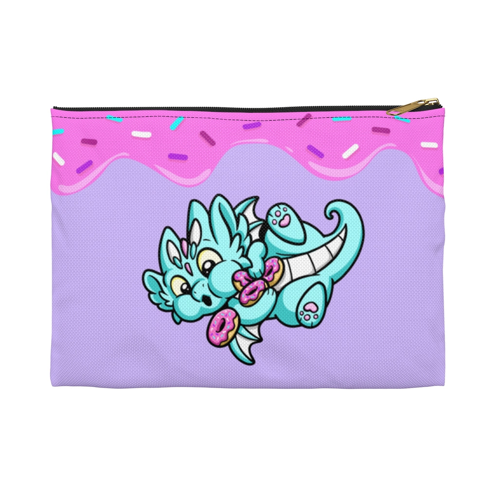 Sprinkle Donut Dragon Pouch (US ONLY)
