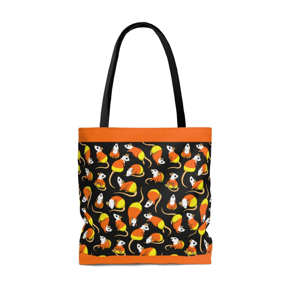 Candy Corn Rats Tote Bag (US ONLY)