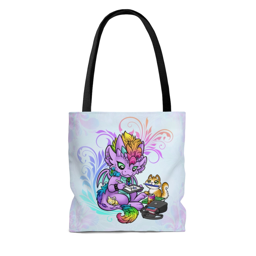 Rosa the Artist Tote Bag (US Only)