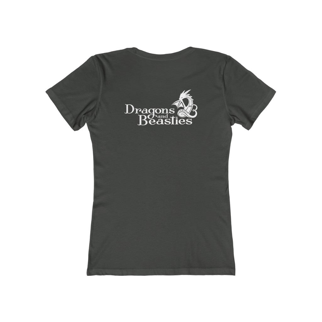 Women's Dice Dragon T-Shirt (US ONLY)