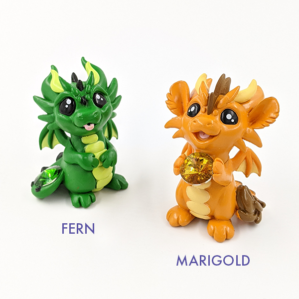 Gem Dragon Mystery Vinyl Figure