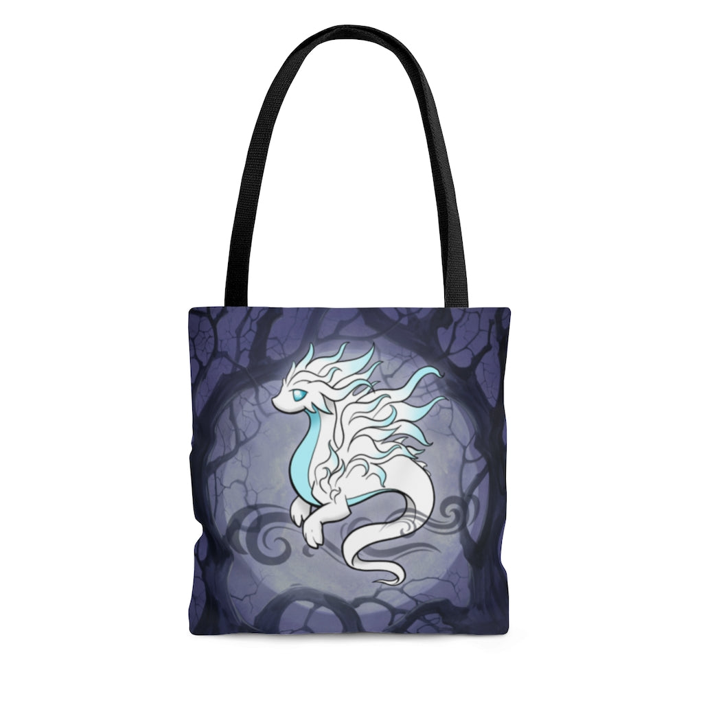 Ghost Dragon Tote Bag (US ONLY)