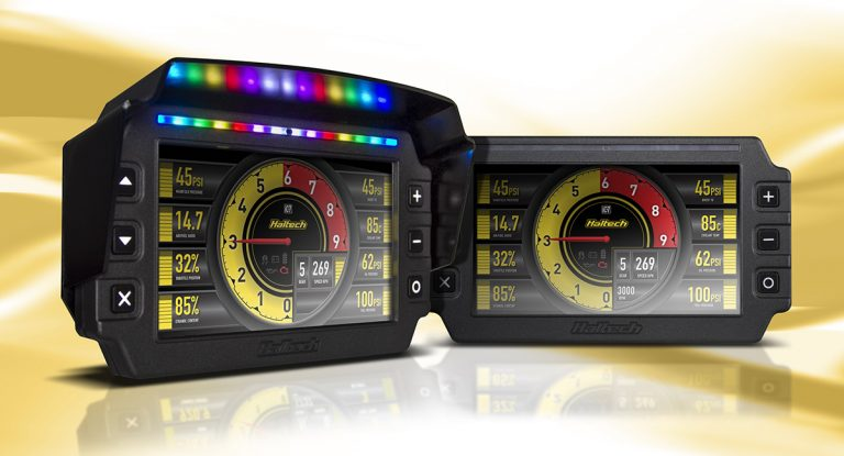 Haltech IC-7 Display Dash: a new way of seeing things