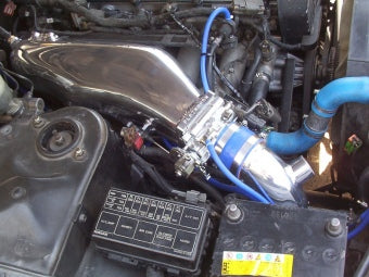 RB20 R32 Inlet Plenum