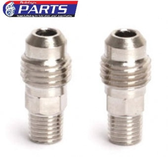 "Turbosmart 1/16"" NPT Male - AN-4 Flare Fittings TS-0505-2009"