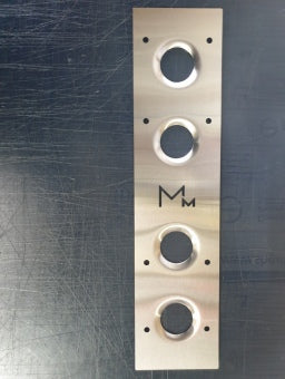 Modern Metal CA18 Coil Covers