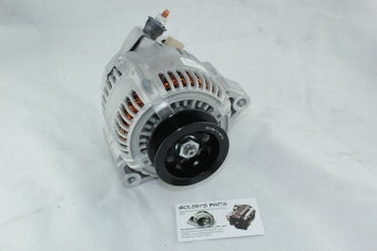 1jz 2jz Bosch 100AMP Alternator with under drive pulley