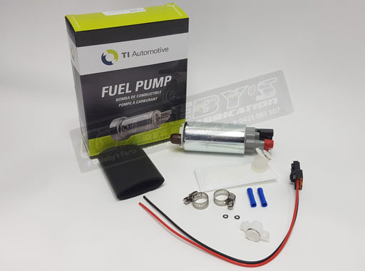 Walbro 255LPH In Tank Fuel Pump Kit (GSS342)
