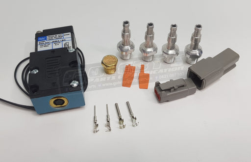 Syltech 4 Port Boost Control Solenoid Kit