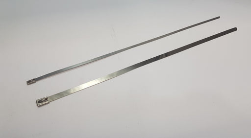 GRP Engineering Stainless Steel Zip Tie (Suits Heat Wrap & Heat Sleeve)