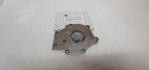 Atomic Oil Pump End Plate (306753)