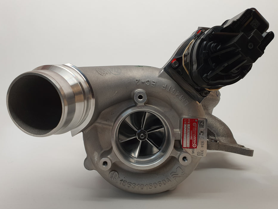 Goleby's Parts Stage 2 Hi-Flow Turbocharger suits Toyota Supra A90