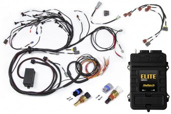 HT-151308 Elite 2500 + Terminated Engine Harness for Nissan RB Twin Cam With Series 1 (early) ignition type sub harness