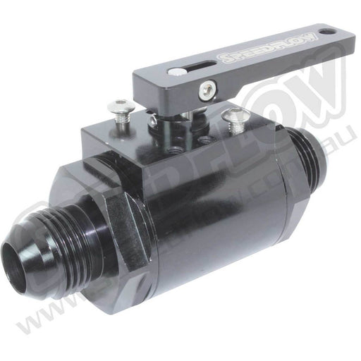 Speedflow Aluminium Ball Valves - Large Body