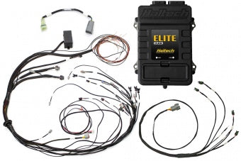 HT-150978 Elite 1500 + Mazda 13B S4/5 CAS with IGN-1A Ignition Terminated Harness Kit