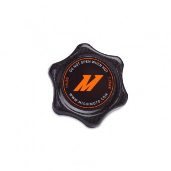 CARBON FIBRE 1.3 BAR RADIATOR CAP, SMALL  MMRC-13-SMCF